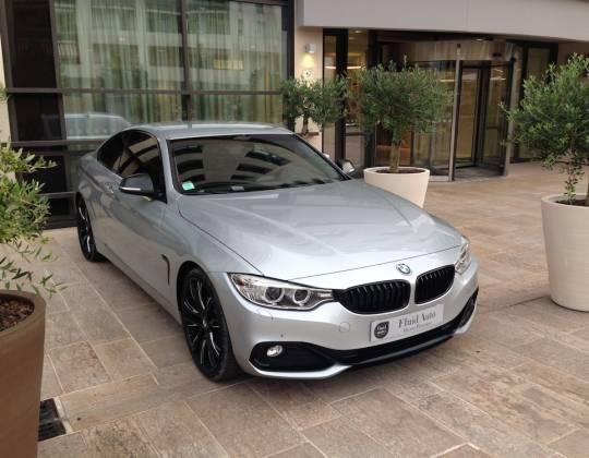 bmw 420d sport aix en provence voiture neuve et d 39 occasion de luxe marseille annonce voiture. Black Bedroom Furniture Sets. Home Design Ideas