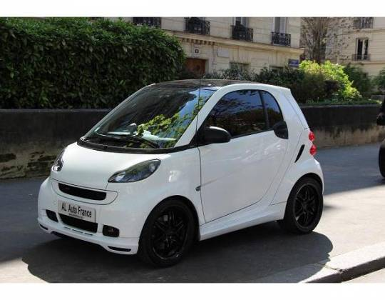 Smart Fortwo 2 Ii 75 kw coupe brabus softouch